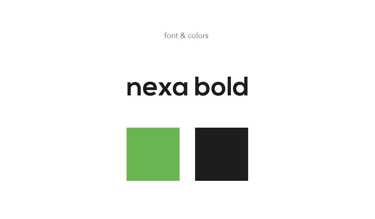 Sonja Haag - Grafikerin Wien - restoxx - font-colors