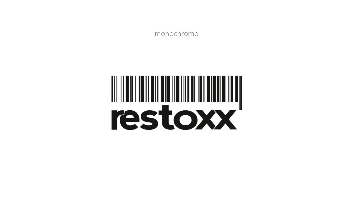 Sonja Haag - Grafikerin Wien - restoxx - logo-monochrome