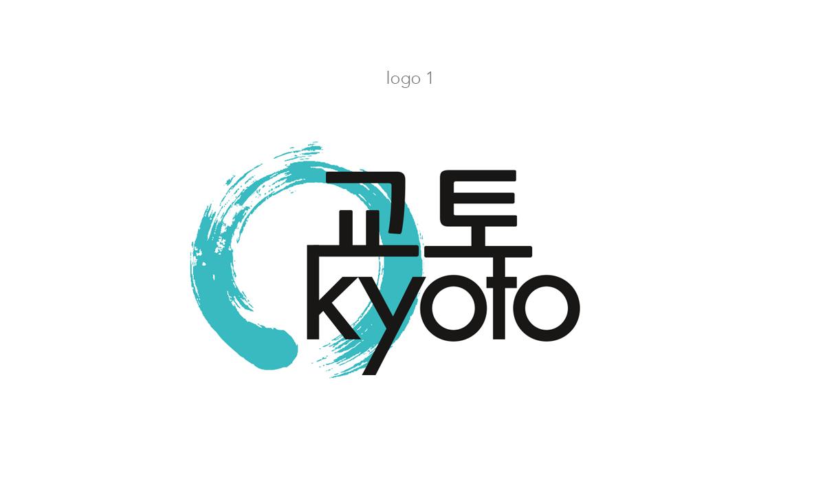 Sonja Haag - Grafikerin Wien - kyoto - Logodesign - logo1
